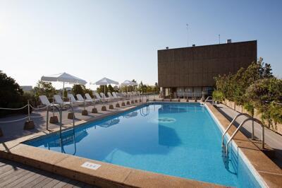 Ausstattung - Hotel Palafox