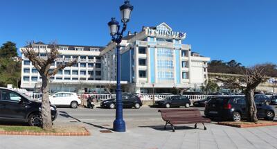 Foto del exterior de Hotel Chiqui