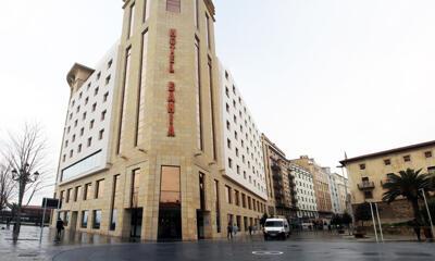 Foto del exterior de Hotel Bahía