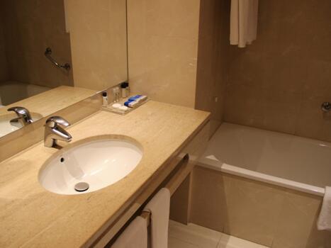 Foto del bagno Hotel Travel Park Lisboa