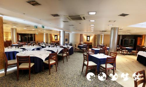 Foto area ristorante Hotel Travel Park Lisboa