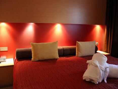 Quarto - Wuau! Hotel Galanthus & Spa