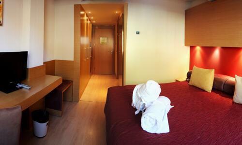 Chambre - Hotel Galanthus & Spa