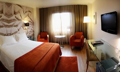 Foto de una habitación de Hotel Marques De Pombal