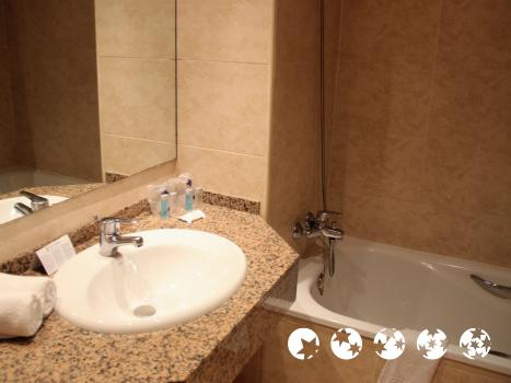 Foto del baño de Hotel California Palace