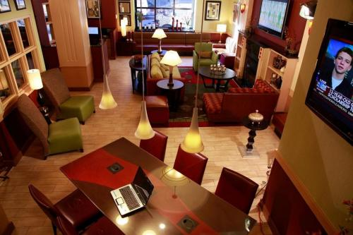 Common areas – The Hotel at Times Square