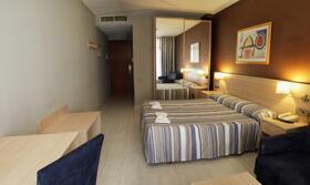 """Foto de una habitación de """"4R Regina Gran Hotel"""""""
