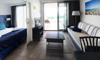 """Foto de una habitación del """"Hotel Blaumar"""""""