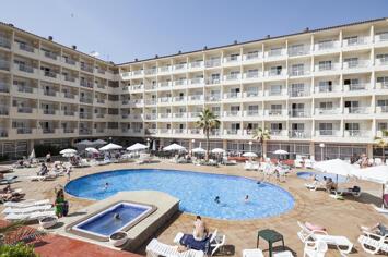 "Foto exterior del ""Hotel Best San Diego"""