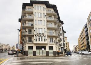 "Exterior – ""Hotel Avenida"""