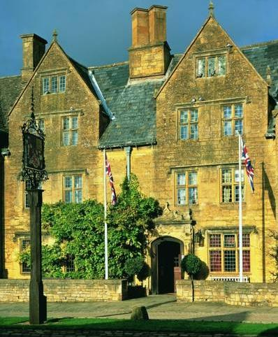 Foto del exterior de Hotel The Lygon Arms