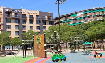 Foto del exterior de Senator Granada Spa Hotel