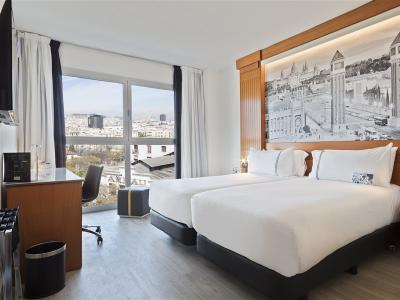 Zimmer - Hotel Tryp Barcelona Apolo