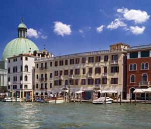 """Exterior – """"Hotel Carlton On The Grand Canal"""""""