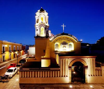 Außenansicht - Hotel CasAntica