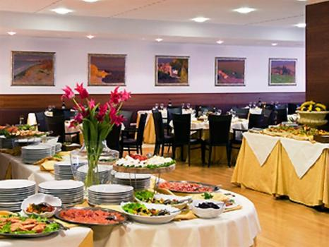 Restaurant - Four Points by Sheraton Siena