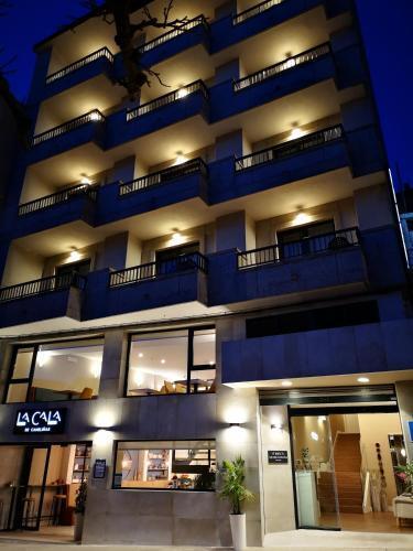 Außenansicht - Hotel Boutique Aquaria Caneliñas