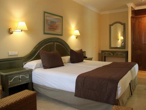 Foto de una habitación de Suites & Villas by Dunas
