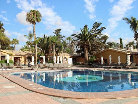 Facilities – Suites & Villas by Dunas