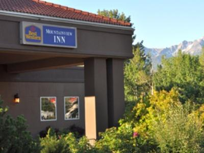 Foto del exterior de Best Western Mountainview Inn