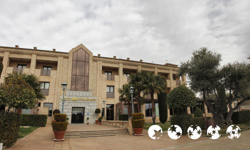 Foto del exterior de HOTEL CIGARRAL DEL ALBA