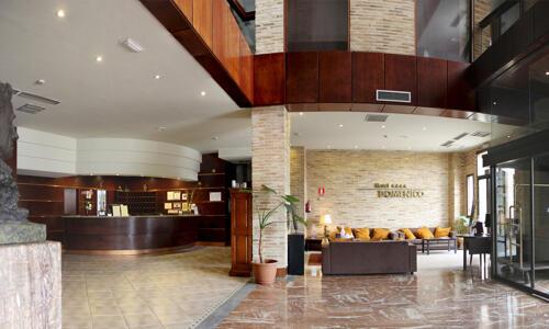 Foto de las zonas nobles de Hotel Cigarral Del Alba