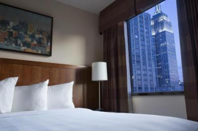 Foto de una habitación de Residence Inn by Marriott New York Manhattan/Times Square
