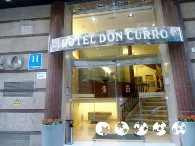 Foto do exterior - Hotel Don Curro