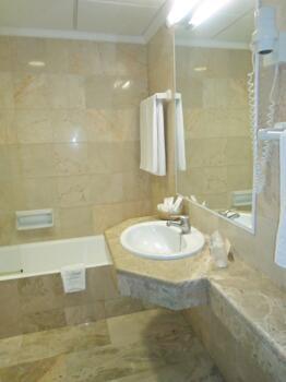 Foto del baño de Hotel Don Curro