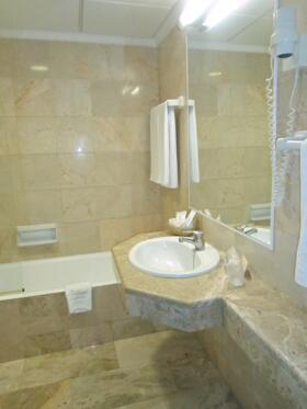 """Salle de bains - """"Hotel Don Curro"""""""