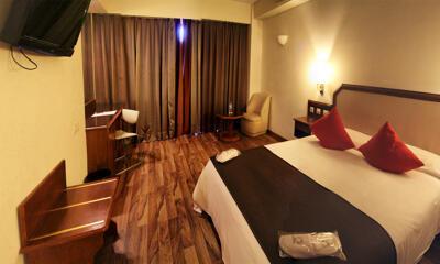 Foto de una habitación de Senator Barajas