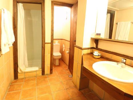 Casa de banho - Hotel GHM Monachil