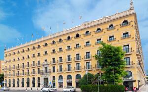 """Foto del exterior de """"Hotel Tryp Sevilla Macarena"""""""
