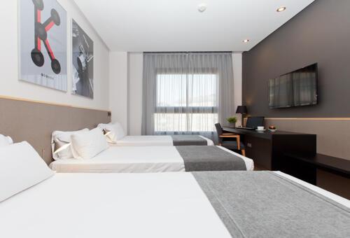 Zimmer - Hotel Kramer