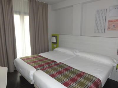 Quarto - Hotel Cristina