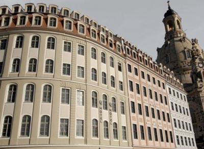 Exterior – Vienna House QF Hotel Dresden