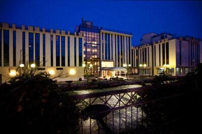 Außenansicht - Hotel Leon d'Oro