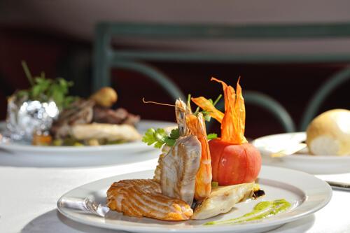 Dining – Hotel Jardin Tecina