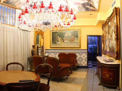 Foto de las zonas nobles de Hotel Paris Centro