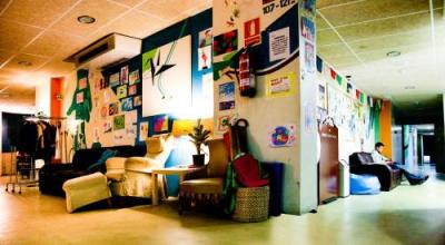 Common areas – Be Dream Hostel