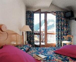 """Foto de una habitación de """"Hotel Latitudes le Savoy"""""""