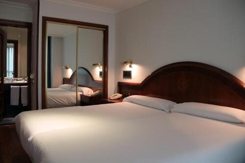 Foto de una habitación de Hotel Principe de Asturias