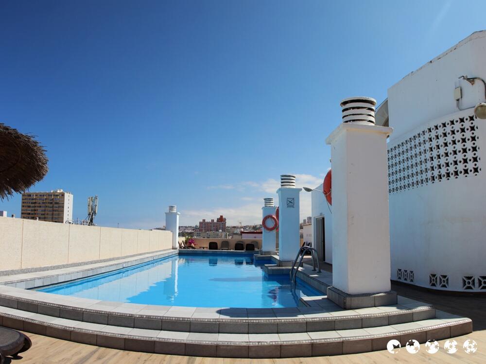 Hotel Concorde Las Palmas De Gran Canaria Centraldereservascom