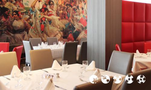 Restaurant - Barceló Carmen Granada