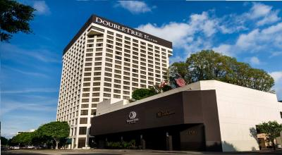 Exterior – Hotel Doubletree By Downtown Los Angeles
