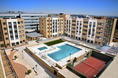 Foto de los servicios de Compostela Suites