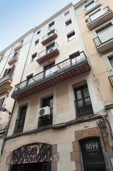 Außenansicht - MH Apartments Ramblas