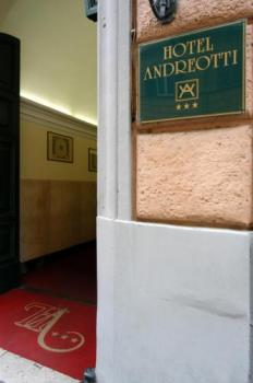 Exterior – Hotel Andreotti
