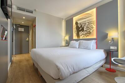 Foto de una habitación de Kyriad Paris Nord Porte de St Ouen