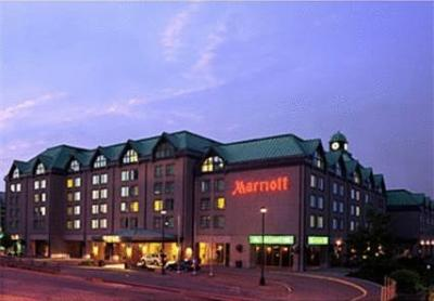 Exterior – Halifax Marriott Harbourfront Hotel